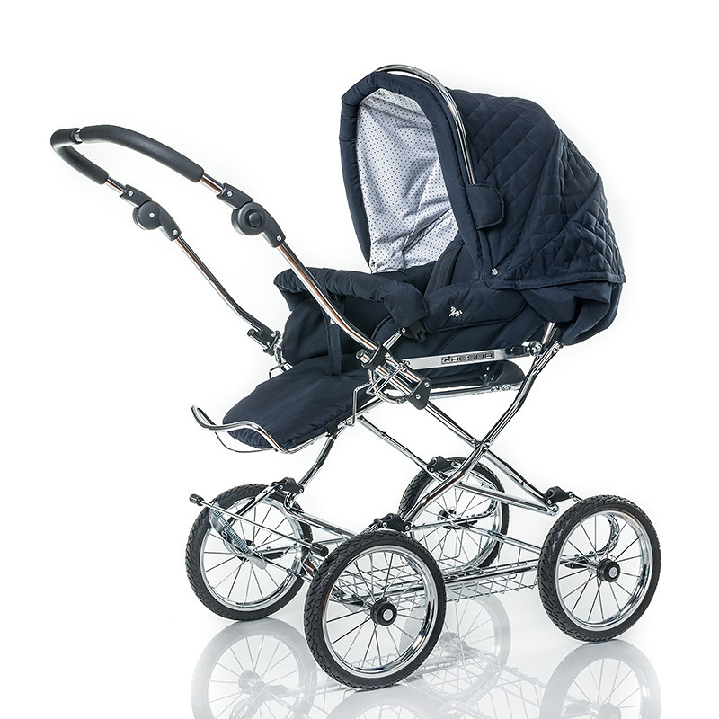 Function: Rearward faced Pushchair